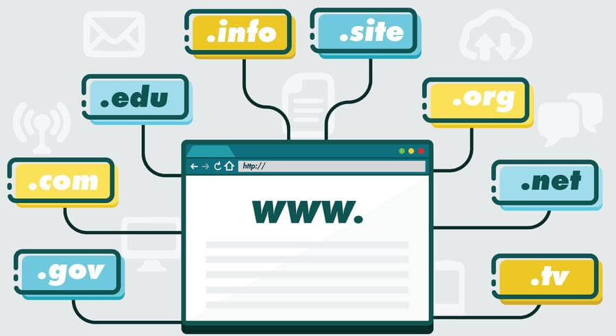 Do this if your domain name is taken