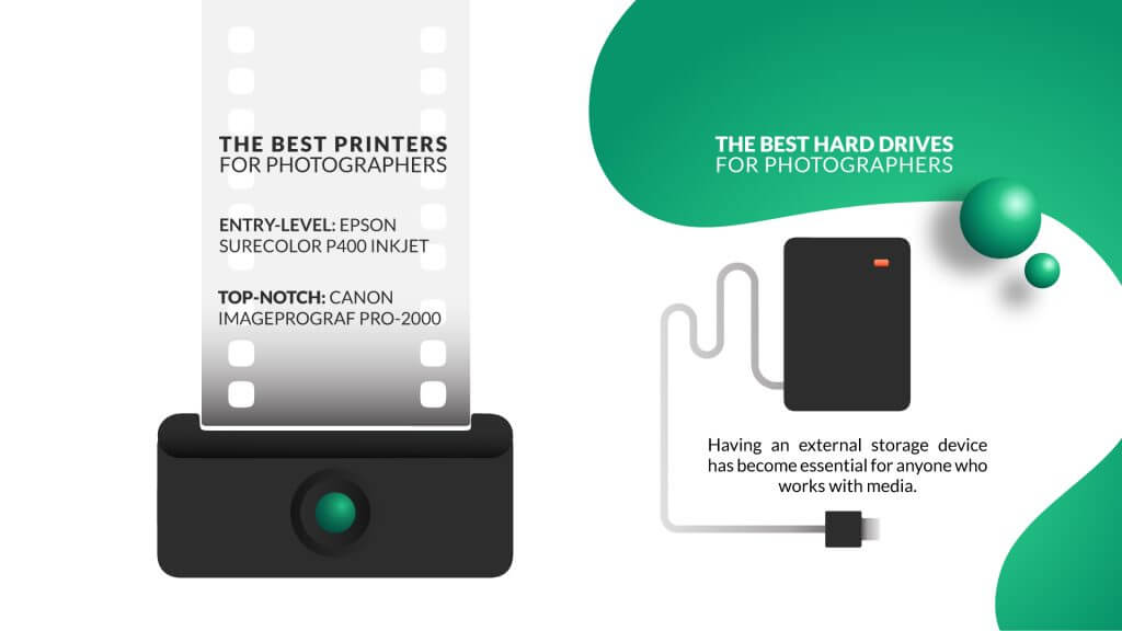 This is our selection of the best printers for photographers