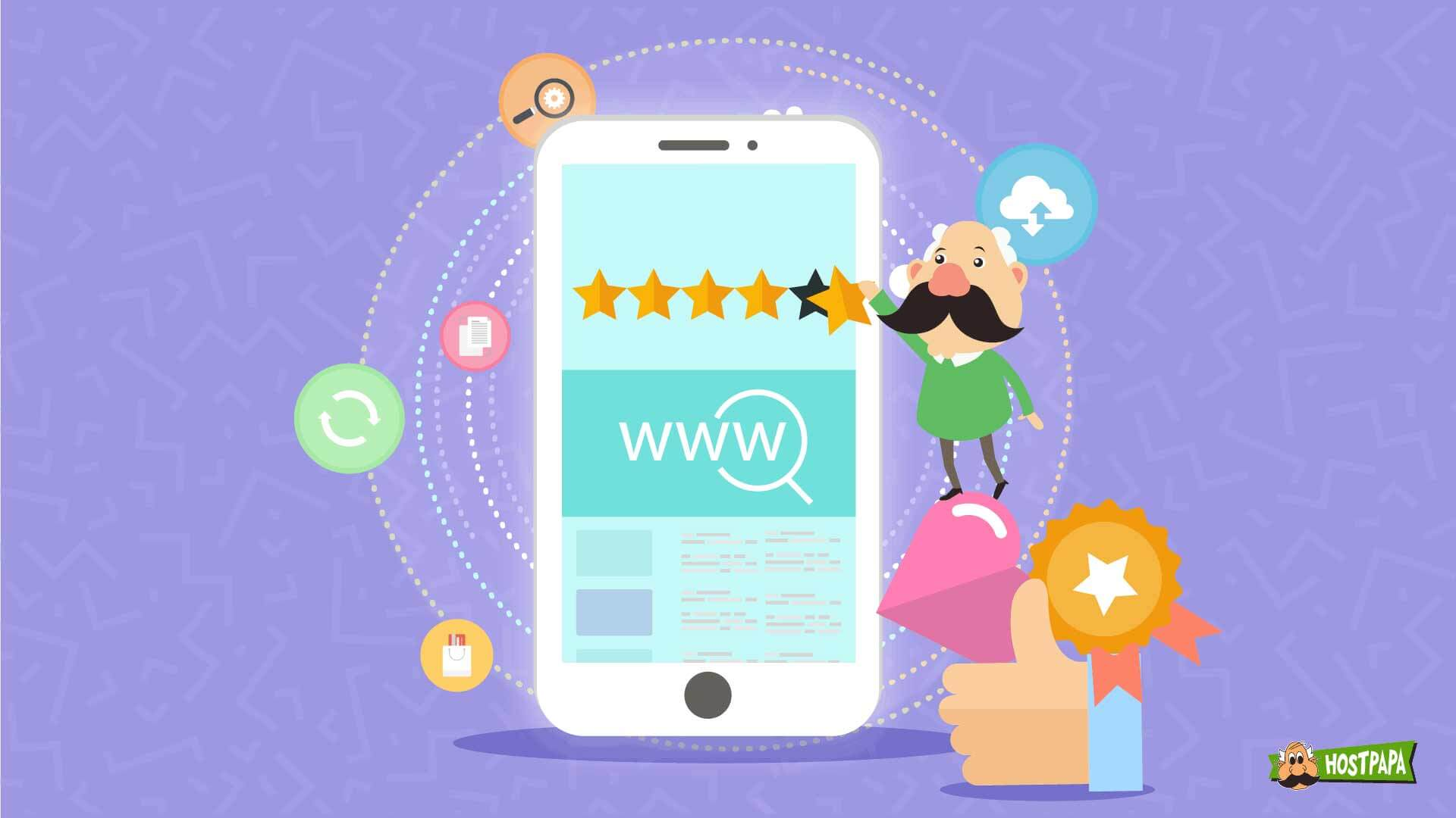 Build a perfect mobile website