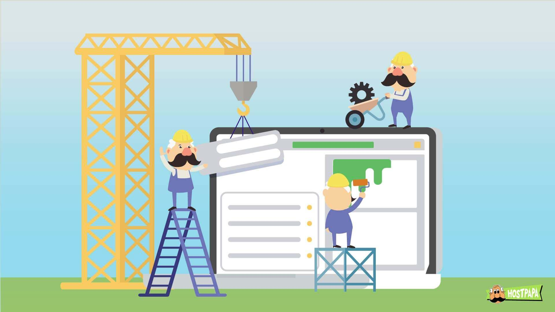 OCT Website Builder: All the Tools You Need for a DIY Website Project