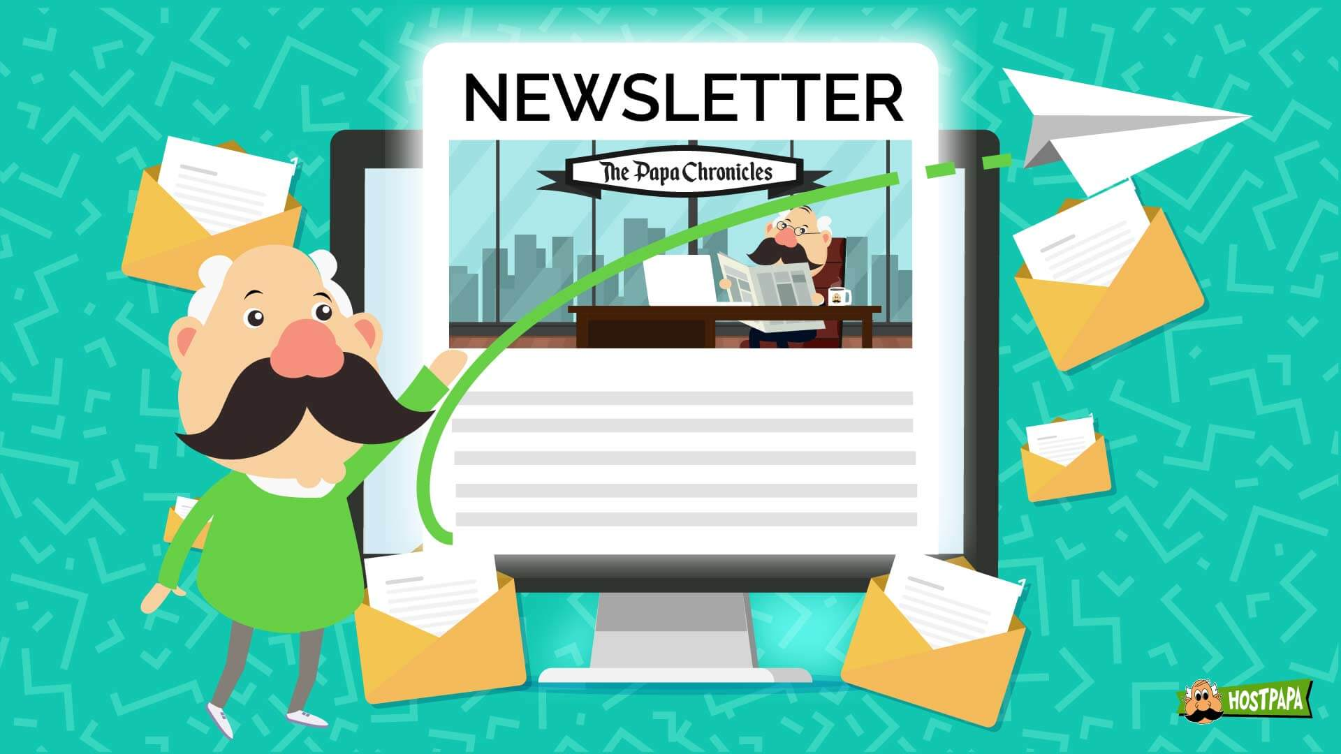 Why You Should Start an Email Newsletter