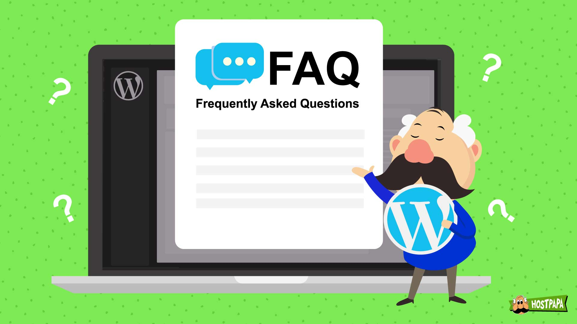 Top WordPress Hosting FAQ Answered